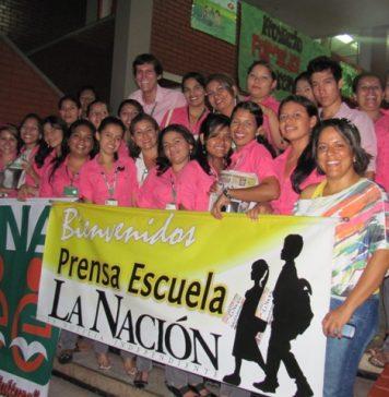 11. Instructores y Aprendices que participaron en el taller de Prensa Escuela1