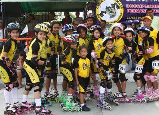 Pasto Skate participó con sus mejores deportistas.