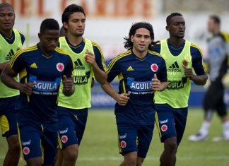 Los jugadores internacionales tendrán hoy su práctica de fútbol bajo la orientación de Pekerman.