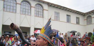 El Carnaval del Perdón en el Putumayo reivindica las tradiciones ancestrales de los pueblos originarios.
