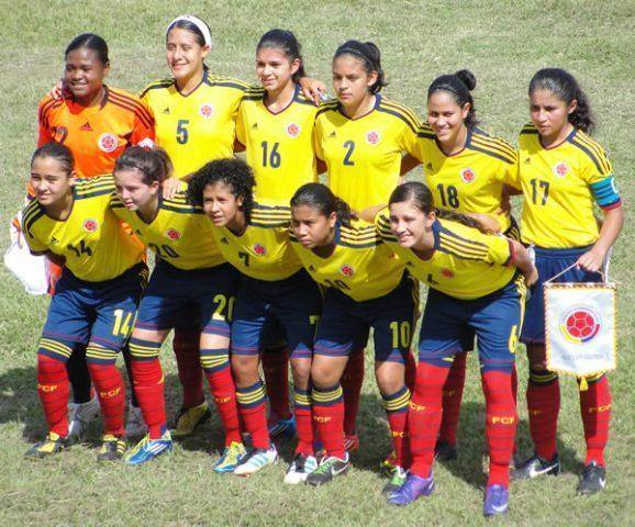 La Selección Colombia femenina clasificó al Mundial de Fútbol Sub 17.