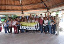 Docentes que participaron en el Taller de Prensa Escuela.