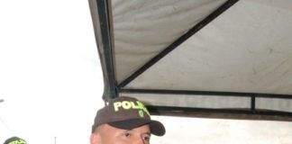Coronel Carlos Alberto Vargas Rodríguez, Comandante del Departamento de Policía Caquetá.