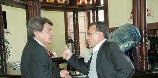 Jorge Eduardo Géchem y Roy Barreras, amplios candidatos de La U a la Presidencia del Senado.