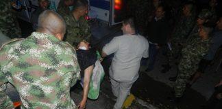 Alias 'Claudia', integrante del frente 13 'Cacica Gaitana' de las Farc, resultó herida en combates con el Ejército. Dos guerrilleras perdieron la vida.