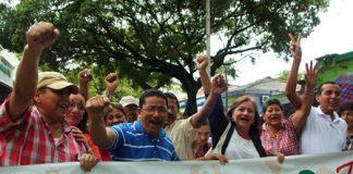 Los maestros del Huila se unieron al paro nacional y exigieron mayor inversión para la educación pública.