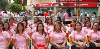 A partir del 15 de junio, las primeras mujeres graduadas del programa Servicio Rosado rodarán en sus vehículos por las calles de Neiva.