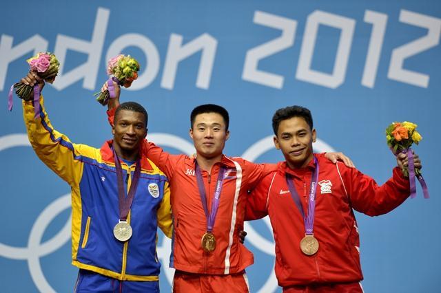 Colombia ganó segunda medalla de plata