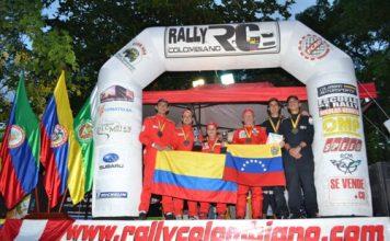 La dupla colombo-venezolana con María Fernanda Abello y Alberto Adriani ganaron la competencia.
