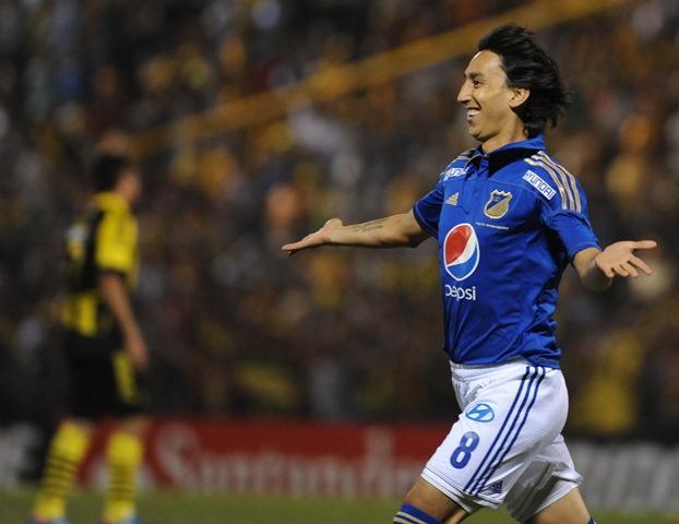 ¡Millonarios goleó a Guaraní!