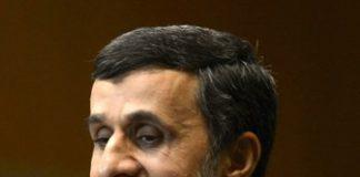 Mahmud Ahmadinejad, presidente de Irán