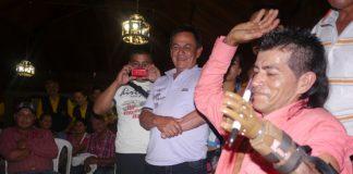 La alegría de Santiago fue las gracias más sinceras que recibió el Grupo Rotary de Neiva. Por fin cuenta con la extremidad que le falta desde bebé.