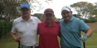 Sergio Sarmiento, José María Yepes y Diego Carrera. Fotos Suministradas