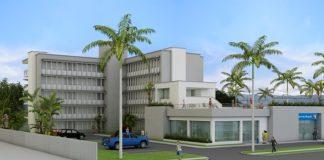 El proyecto iniciará su construcción en febrero de 2013. El complejo contará con 60 habitaciones de lujo.