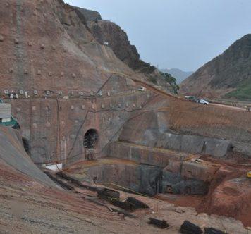 30% es el avance de obras que registra el proyecto El Quimbo.