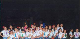 Niños y jóvenes de los distintos grupos de la Cruzada Estudiantil en Neiva participarán en los números dancísticos.