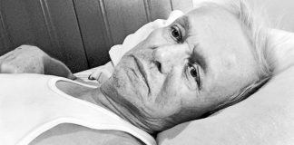 Miguel Ángel Tovar resiste con fortaleza el cáncer. No ha sido una lucha fácil, pero su espíritu guerrero lo mantiene en pie. Foto Ginna Piragauta