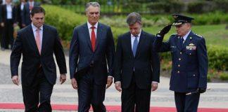 Presidente de Portugal apoya proceso de paz en Colombia