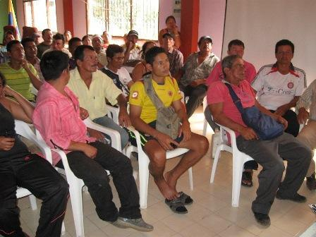Los pescadores artesanales de Betania recibieron notificación de Emgesa para ser desalojados.