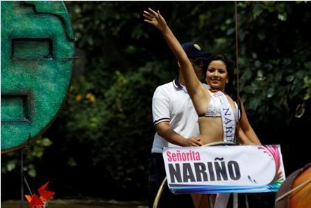 Candidatas desfilaron por el río Magdalena 1 30 marzo, 2020
