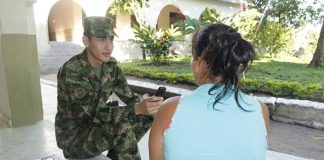 Foto: Ejercito Nacional.