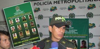 Fotos: Policía Nacional.