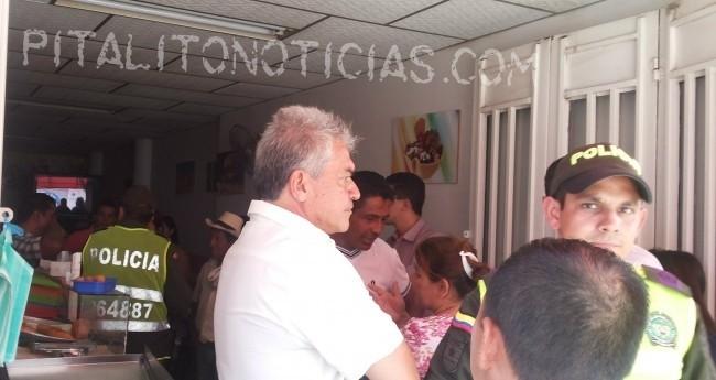 Fotos: Pitalito Noticias.