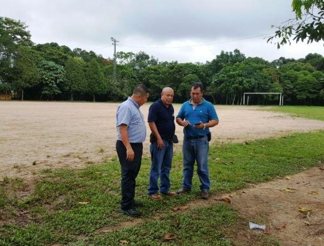 Se reactivaron las obras en la Villa Amazónica 1 9 agosto, 2020