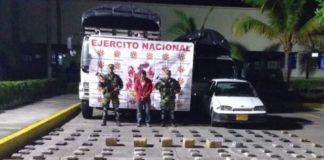 Fotos: Novena Brigada.