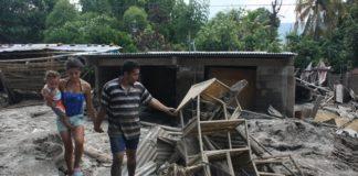 A una semana de la avalancha en Campoalegre, el panorama aún es incierto para las familias que lo perdieron todo.