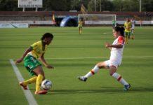 Jennifer Peñaloza, delantera 7 goles
