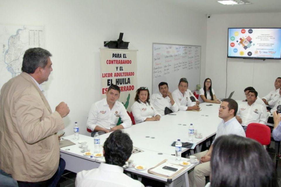 Lucha contra el contrabando en el Huila ejemplo en Colombia 1 6 julio, 2020