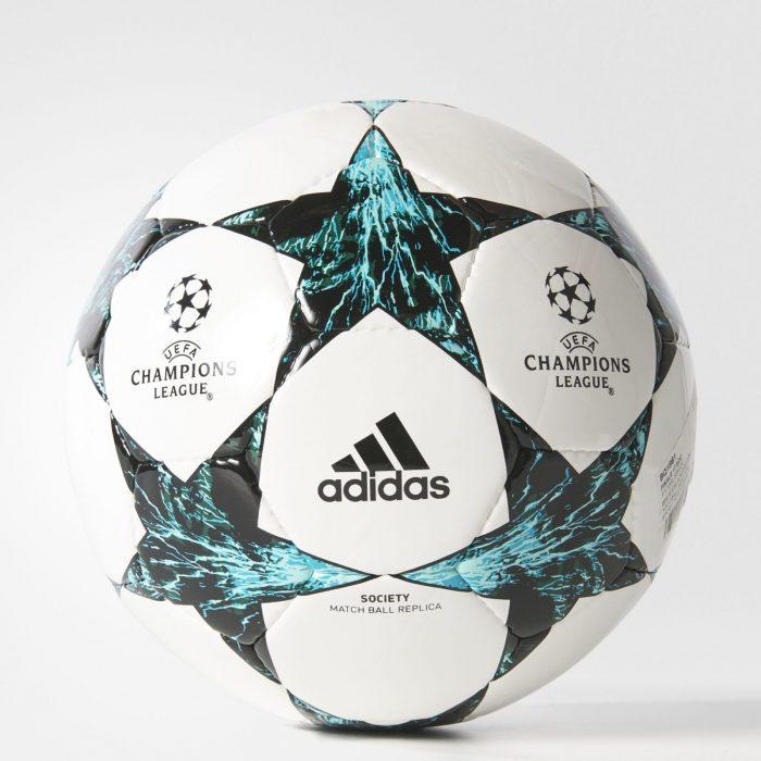 683bbf10f109e Adidas presentó su balón para Champions League 2017 -2018 - LANACION ...