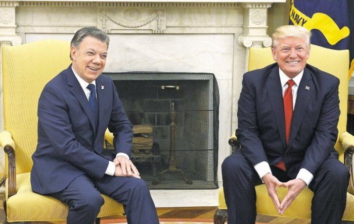 Trump se reunirá con líderes regionales para tratar el tema Venezuela