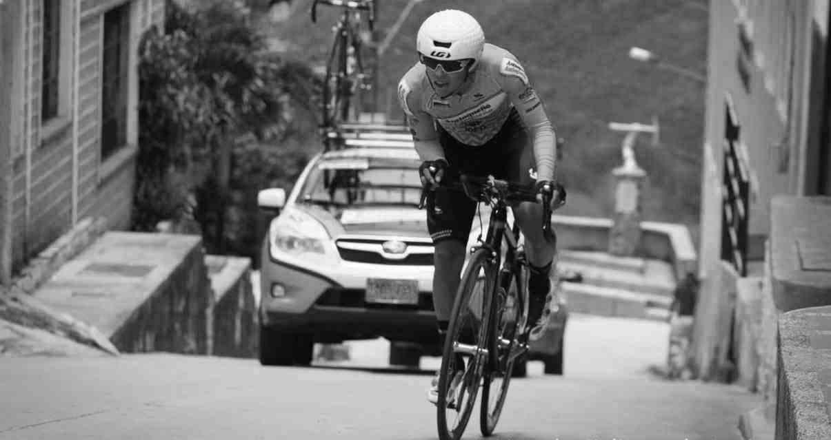 Murió el ciclista Cristian Sierra Molano