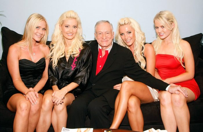 Murió Hugh Hefner, fundador de la revista Playboy, a los 91 años