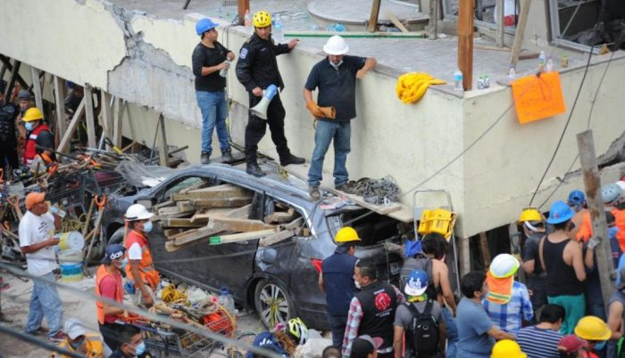 Protocolo de revisión en CDMX concluye sin novedad tras sismo de 6.1