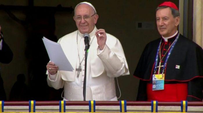Así fue como el Papa encontró inspiración en las letras de Juanes
