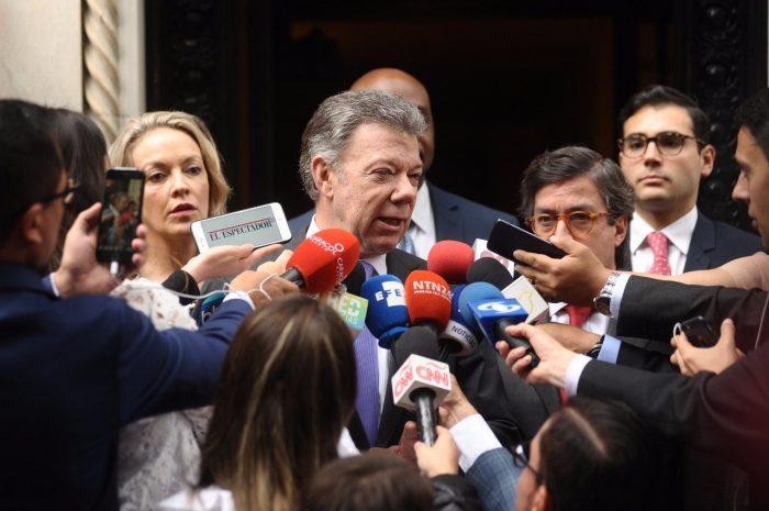 Cultivos ilícitos, tema central en reunión Santos-Trump