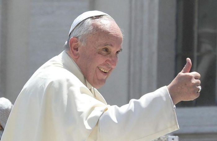 Papa Francisco abogó por la