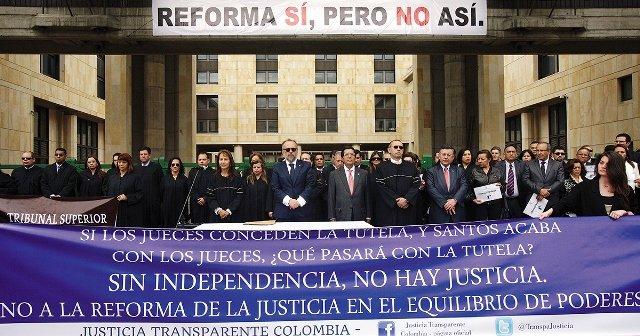 Referendo para reformar la justicia en Colombia