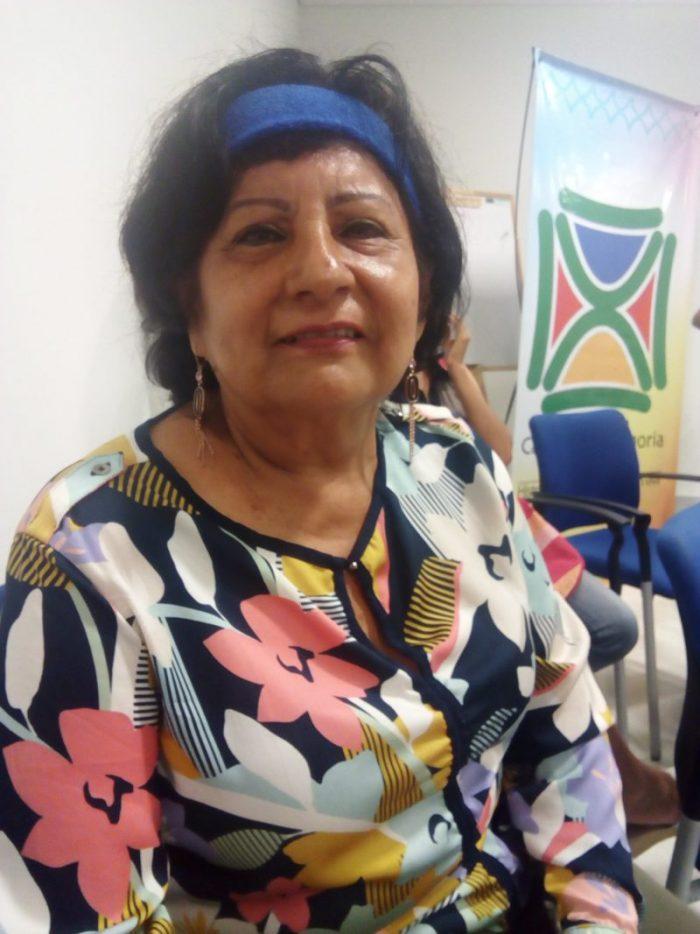 91912fac8397 Sobrevivió al conflicto armado y hoy lidera organización de mujeres ...