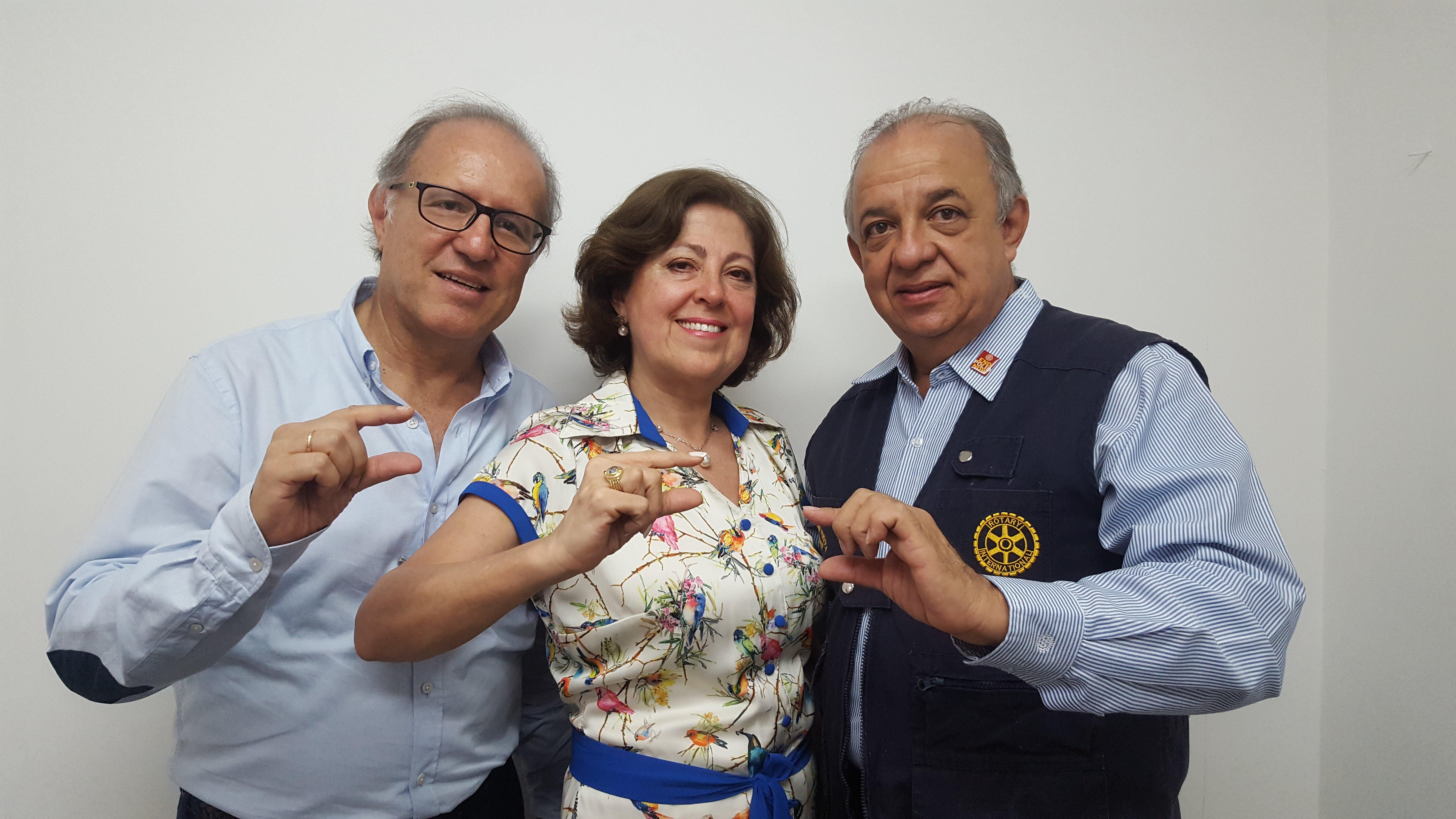 Rotary International celebra el Día Mundial contra la Polio