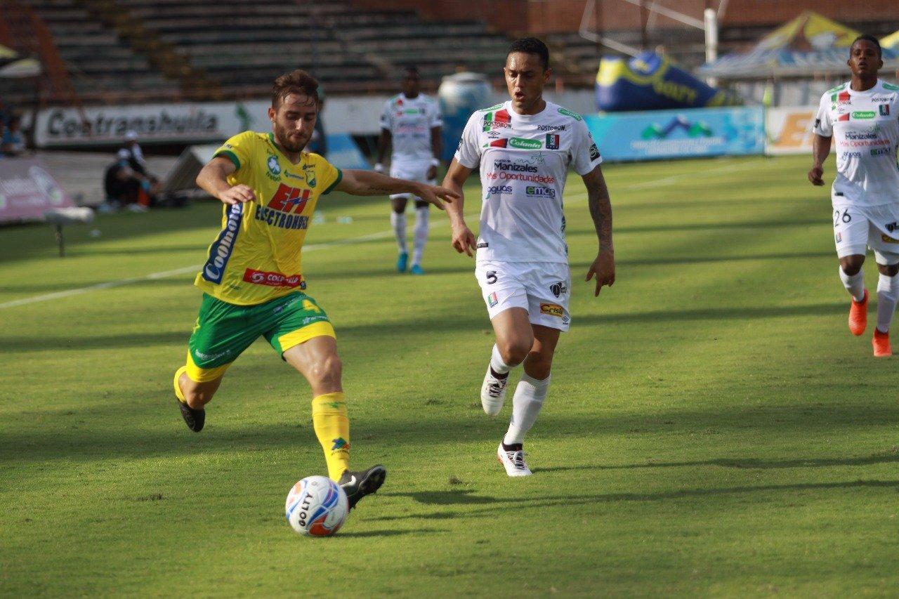 Atlético Huila venció a Once Caldas