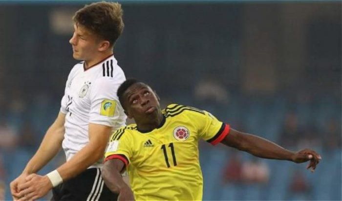 Colombia cae goleada en Mundial Sub-17 1 13 julio, 2020