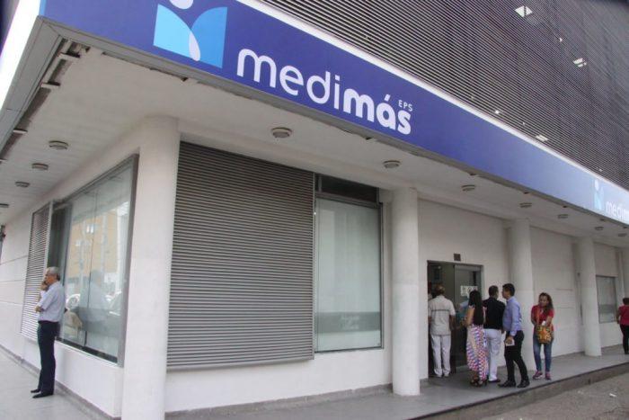 Tribunal emitió medidas cautelares contra Medimás para proteger a los usuarios