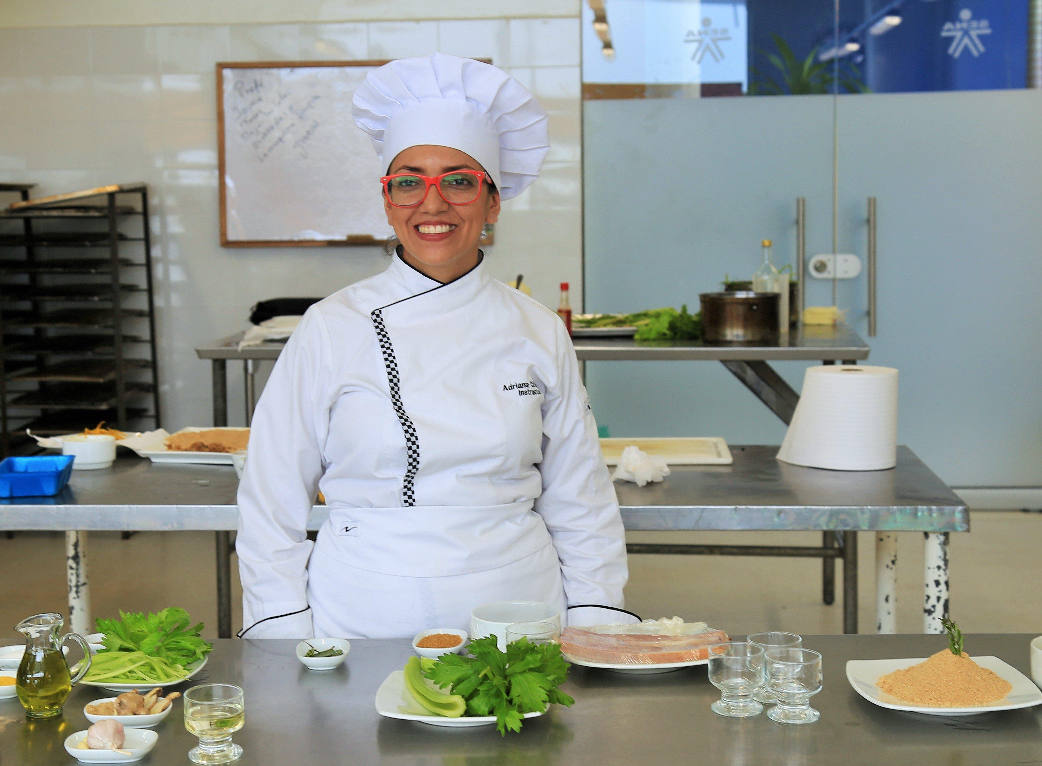 Tips de cocina con la chef adriana cifuentes lanacion com co - Cocinas chef ...