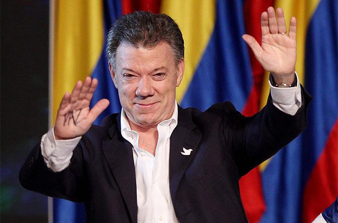 Santos admitió que fracasaron en buscar solución pacífica para Venezuela