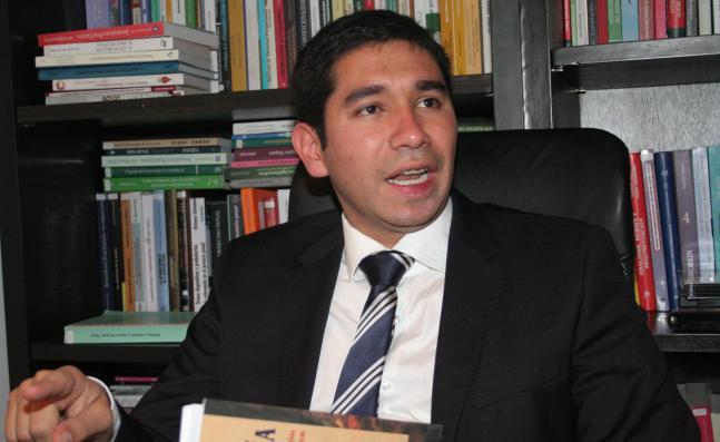 Exfiscal declarará en contra del Senador Andrade