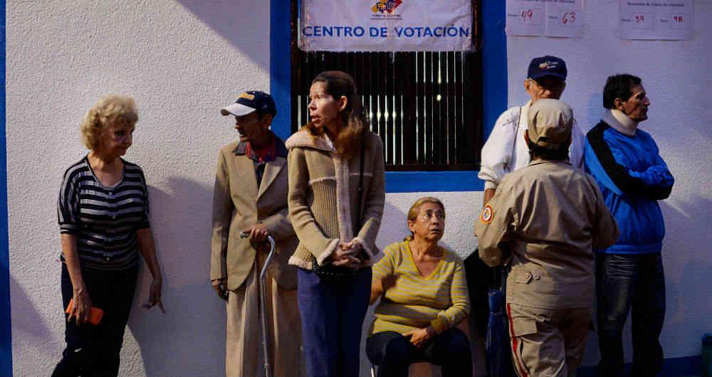 Oposición venezolana reconoce la derrota tras las regionales — VENEZUELA